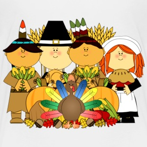 Thanksgiving Kids Kids' Shirts - Kids' Premium T-Shirt