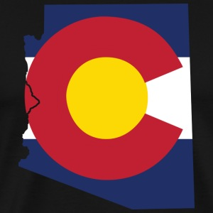 Arizona Colorado T-Shirts - Men's Premium T-Shirt