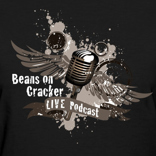 Podcast Wings Women's T-Shirt