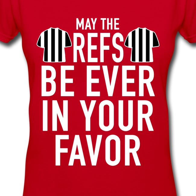 May The Refs