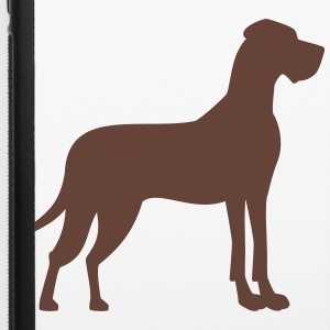 Great Dane Accessories - iPhone 6/6s Rubber Case