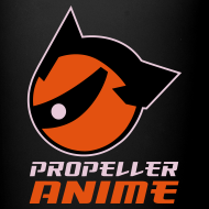 Design ~ Propeller Anime Coffee Mug