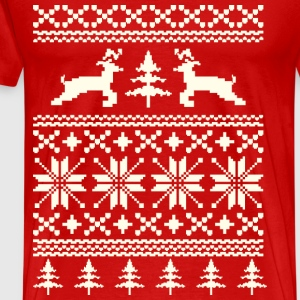 Ugly Christmas Shirt - Men's Premium T-Shirt