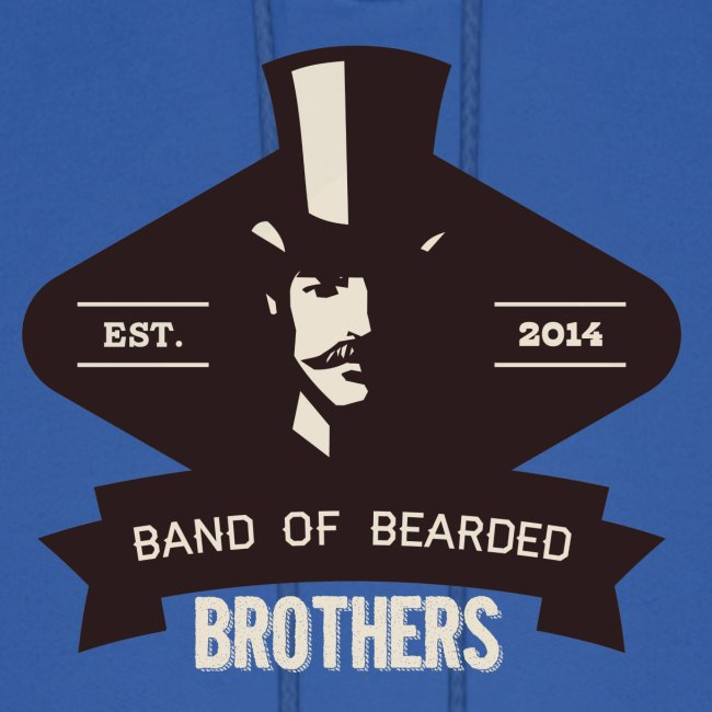 Classic B3 Logo Men's Hoodie