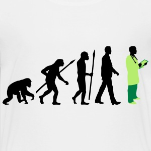 evolution_of_man_doctor_082014_b_3c Kids' Shirts - Kids' Premium T-Shirt