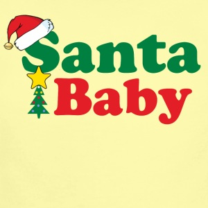 santa baby Baby & Toddler Shirts - Short Sleeve Baby Bodysuit