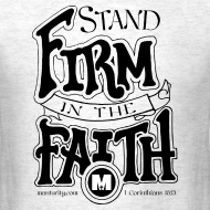 Design ~ Stand Firm