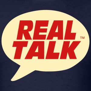 REAL TALK - Men's T-Shirt