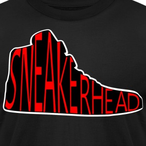 SneakerHead Shoe - Men's T-Shirt by American Apparel
