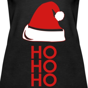Ho Ho Ho Tanks - Women's Premium Tank Top