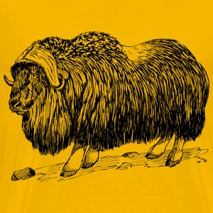 musk ox - Men's Premium T-Shirt