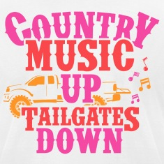 Country Up, Tailgates Down