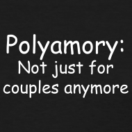 Design ~ Poly Couples Womens Tee