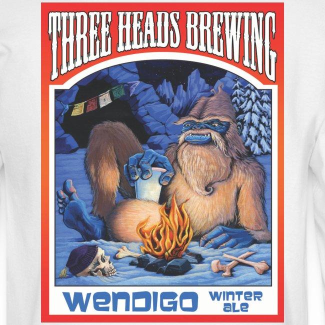 Wendigo Winter Ale - Black Logo