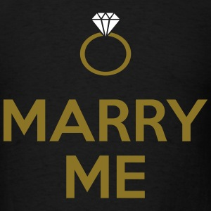 Marry Me T-Shirts - Men's T-Shirt