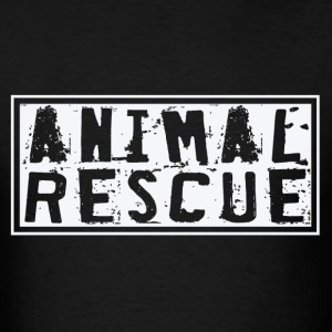 Animal Rescue - Men's T-Shirt