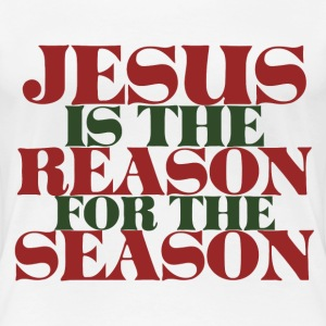 Christmas is for JESUS - Women's Premium T-Shirt