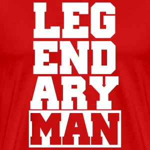 Legendary man - Men's Premium T-Shirt