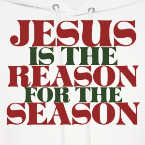 Christmas is for JESUS - Men's Hoodie
