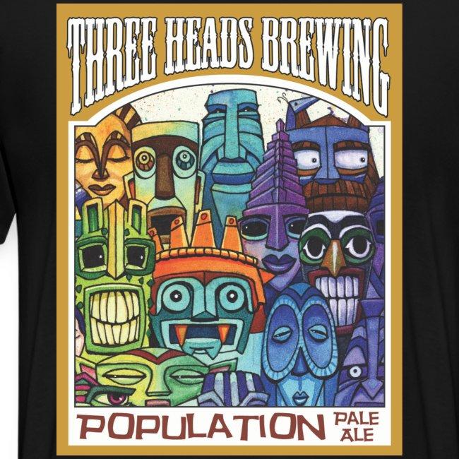Population Pale Ale - White Logo (Big Sizes)