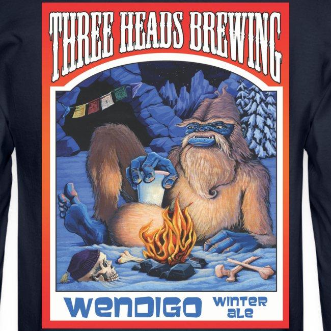 Wendigo Winter Ale - White Logo
