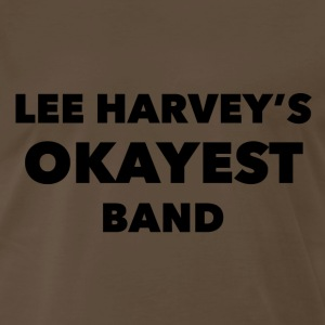 Okayest Band - Men's Premium T-Shirt