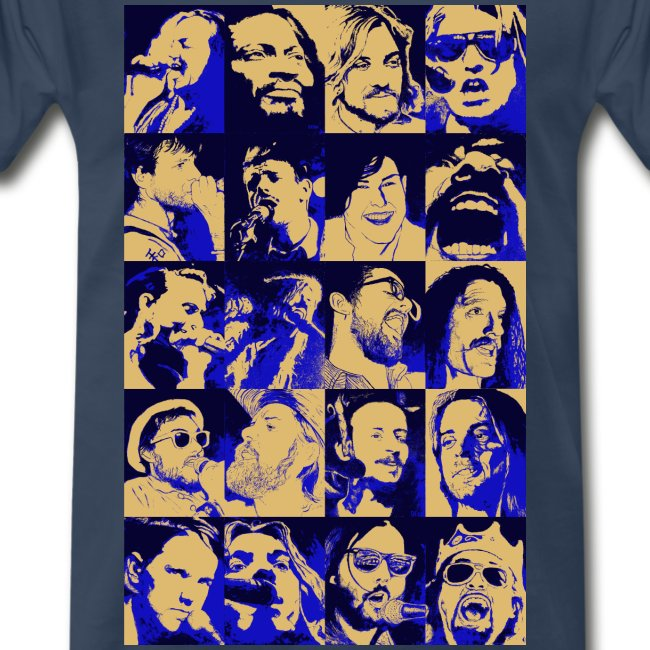 Tempe Rockstar Gold Festival - Limited Edition Concert Tee