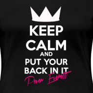 Design ~ KEEP CALM LADY