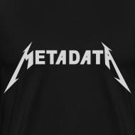 Design ~ Men's Metadata Shirt