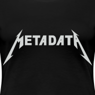 Design ~ Ladies Metadata Shirt
