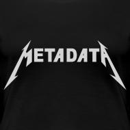 Design ~ Ladies Metadata Shirt