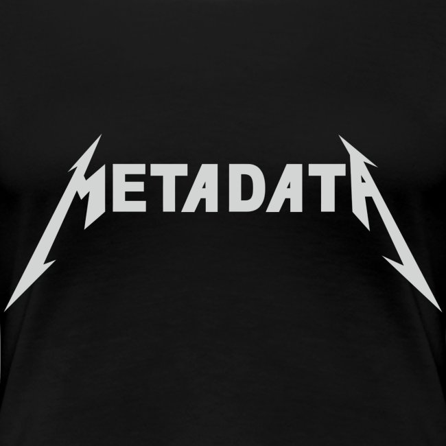 Ladies Metadata Shirt