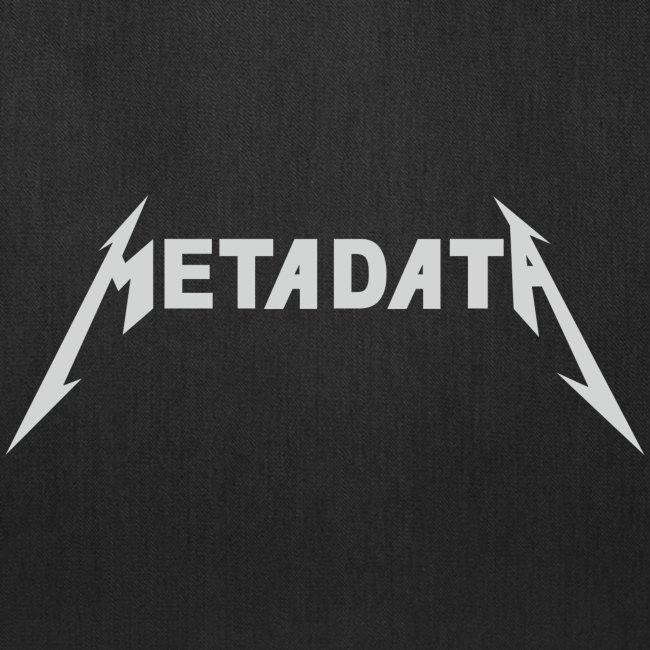 Metadata Tote