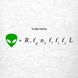 Drake Equation - Men's T-Shirt