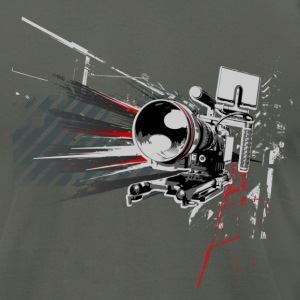 Epic Shots - Men's T-Shirt by American Apparel