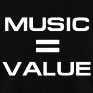 Design ~ Music = Value