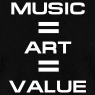 Design ~ Music = Art = Value
