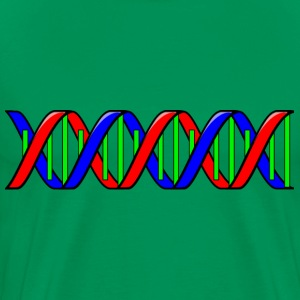 Double helix - Men's Premium T-Shirt