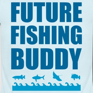 Future Fishing Buddy Baby & Toddler Shirts - Short Sleeve Baby Bodysuit