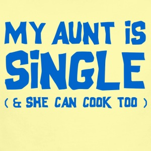 My Aunt is Single Baby & Toddler Shirts - Short Sleeve Baby Bodysuit