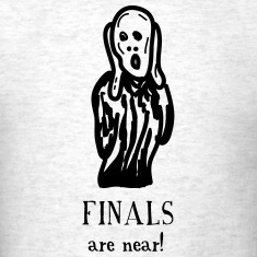The Scream: Finals are Near!