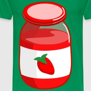 Strawberry Jam - Men's Premium T-Shirt