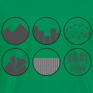 Graph Icons - Men's Premium T-Shirt