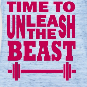 Unleash the beast Tanks - Women's Flowy Tank Top by Bella