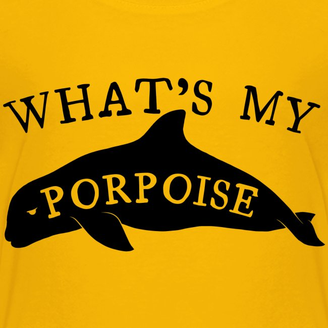 What's My Porpoise