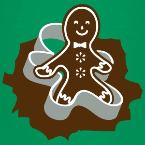 Gingerbread Man Cookie Cutter Baby & Toddler Shirts - Toddler Premium T-Shirt