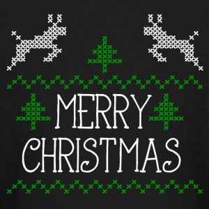 Merry Christmas design I Kids' Shirts - Kids' Long Sleeve T-Shirt