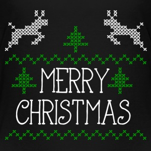 Merry Christmas design I Baby & Toddler Shirts - Toddler Premium T-Shirt