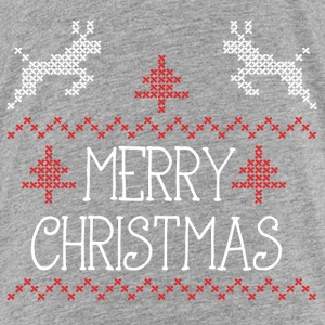 Merry Christmas design II Baby & Toddler Shirts - Toddler Premium T-Shirt