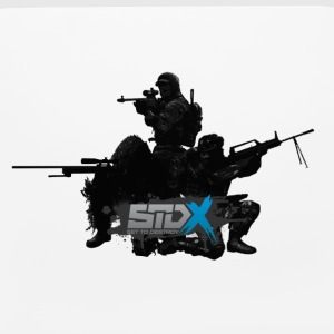 STDx Trio Mouse Pad  - Mouse pad Horizontal